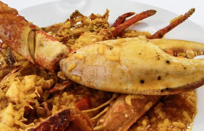 Oferta menú gastronómico Pamplona Navarra